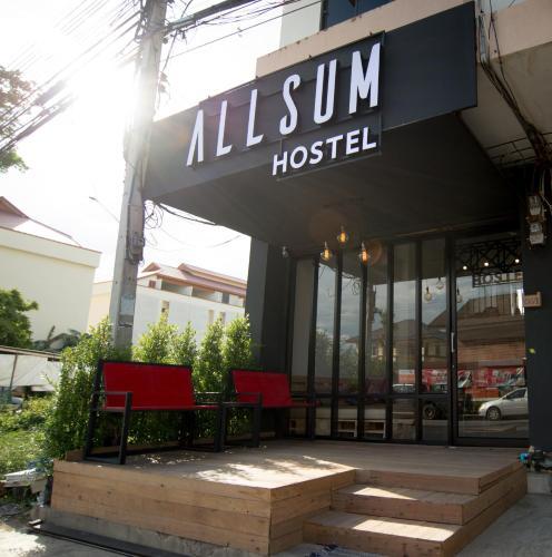Фото отеля Allsum Hostel