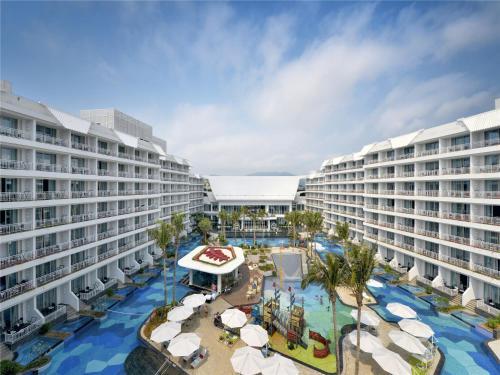 Hotel Palace Resort Yalong Bay Sanya