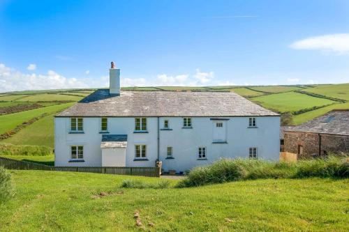 Trevigue Cottage, Boscastle, Cornwall