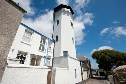 The Observatory Tower, Falmouth, Cornwall
