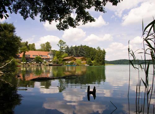. Romantischer Seegasthof & Hotel Altes Zollhaus