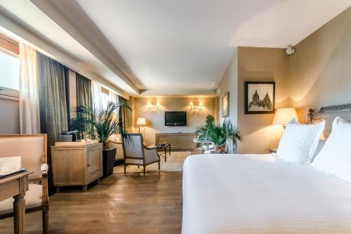 Suite Zimmer Grand Hotel Don Gregorio 15