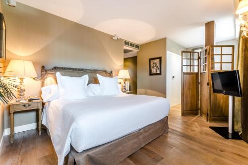Suite Zimmer Grand Hotel Don Gregorio 10