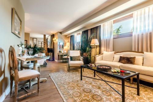 Suite Zimmer Grand Hotel Don Gregorio 13