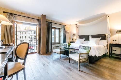 Superior Double Room Grand Hotel Don Gregorio 11
