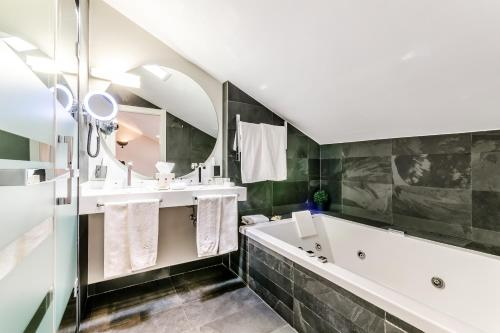 Doppelzimmer Grand Hotel Don Gregorio 18