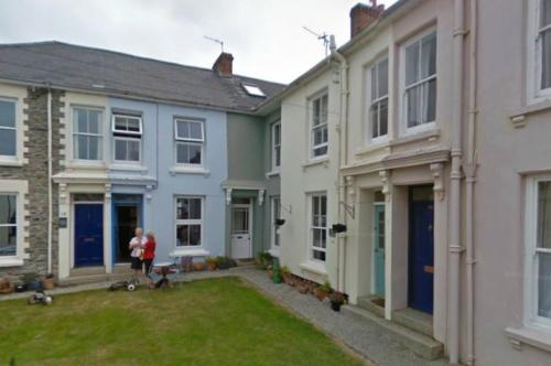 Jacquey's House, Falmouth, Cornwall