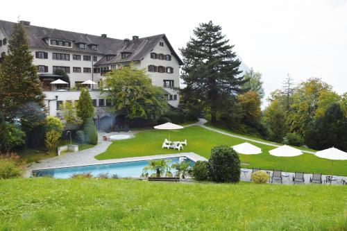 . See- und Seminarhotel FloraAlpina Vitznau