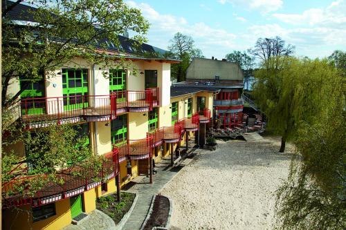 Seminar- und Gästehaus Flussbad Gartenstrasse photo 32