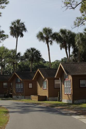 Crystal Isles Cabin 1 - Crystal River, FL 34429