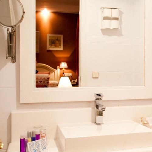 Double or Twin Room - single occupancy Hotel El Ciervo 8