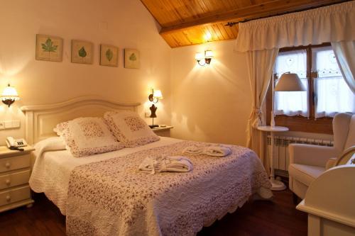 Double or Twin Room - single occupancy Hotel El Ciervo 5