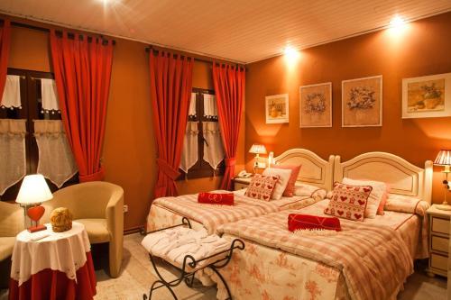 Double or Twin Room - single occupancy Hotel El Ciervo 3