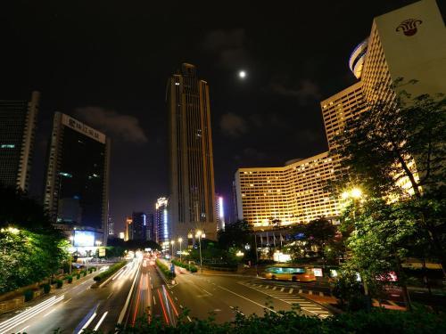 Hotel Guangzhou Boman Apartment Zhengjia Huanshi Branch
