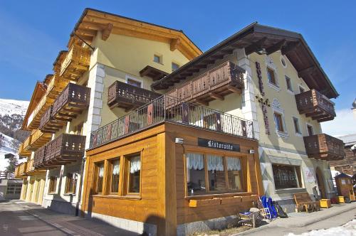Hotel Alba Livigno