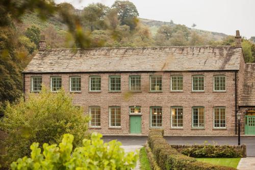 Gradbach Mill, Buxton