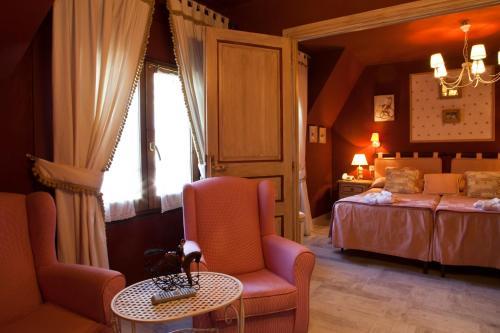 Habitación Doble Superior - 1 o 2 camas Hotel El Ciervo 6
