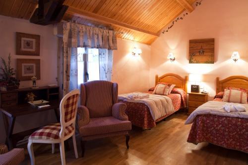 Habitación Doble Superior - 1 o 2 camas Hotel El Ciervo 7