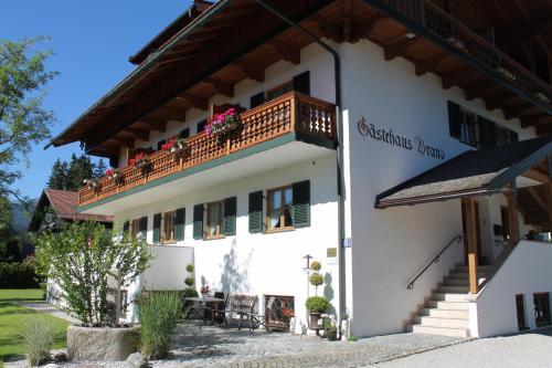 . Hotel Garni Gästehaus Brand