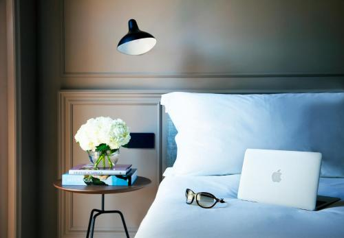 Petite Double Room TÓTEM Madrid, a Small Luxury Hotel of the World 24