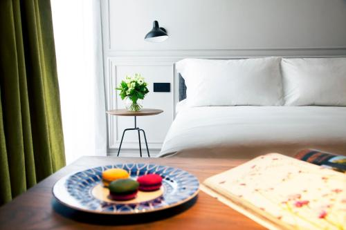 Deluxe Double Room TÓTEM Madrid, a Small Luxury Hotel of the World 28