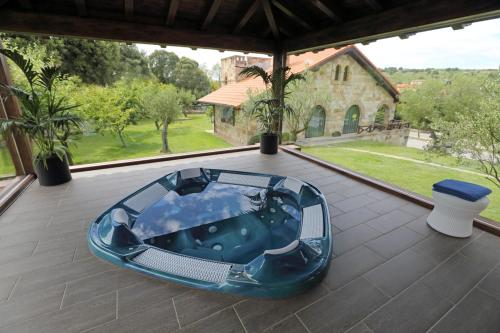 Double or Twin Room with Spa Access Hotel Spa San Marcos 28