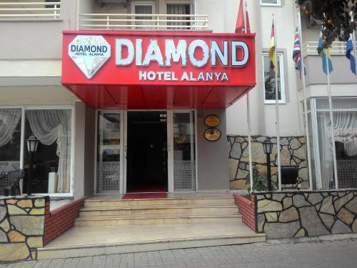 Alanya Diamond Hotel yol tarifi
