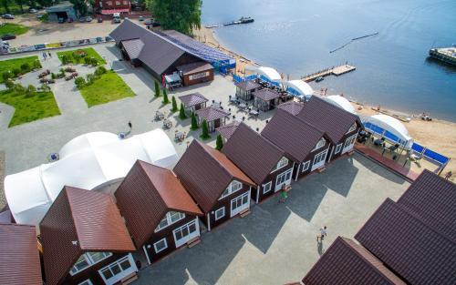 . Hotel Complex Atmosfera na Volge