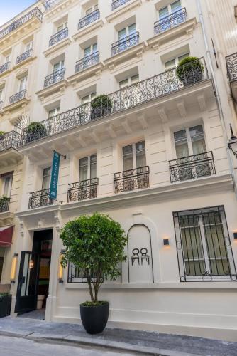 Hôtel Adèle & Jules photo 17