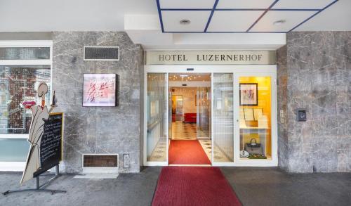 Luzernerhof, Pension in Luzern
