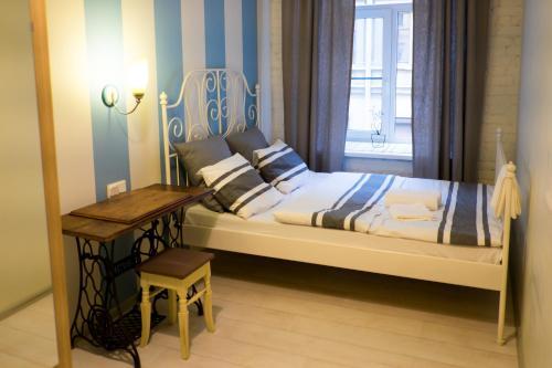Soul Kitchen Hostel  Стандартный двухместный номер с 1 кроватью