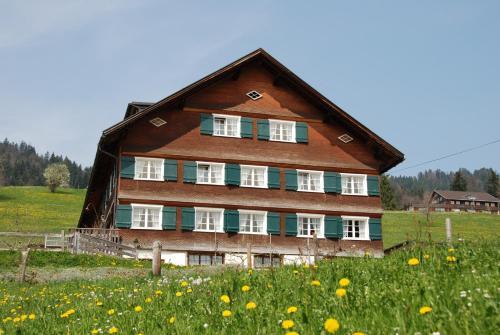 Bio Ferienbauernhof Greber - Hotel - Schwarzenberg im Bregenzerwald