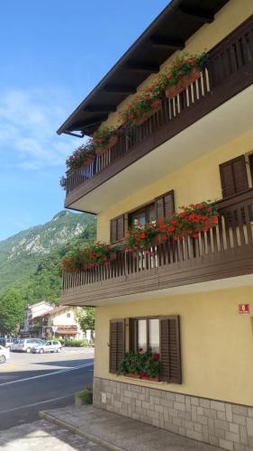 Apartment Hisa Lescer