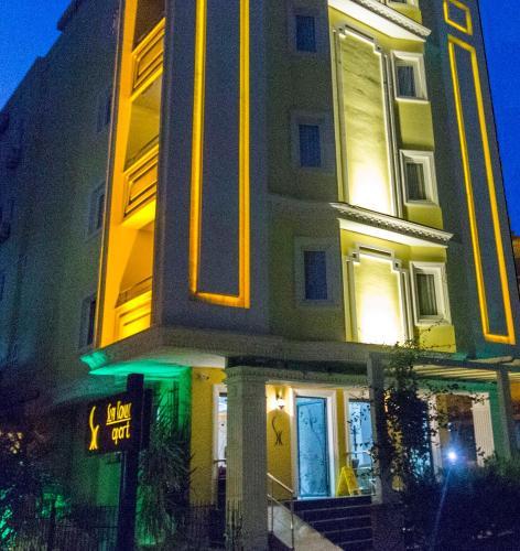 Adana Sari Konak Apart Hotel odalar