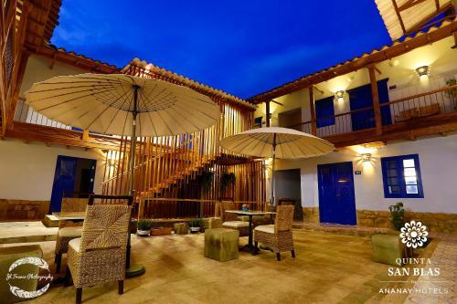 Hotel Quinta San Blas By Ananay Hotels