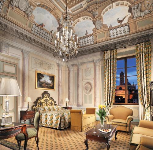 Foto de Grand Hotel Continental Siena - Starhotels Collezione