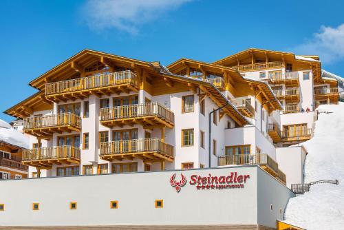 Appartmenthaus Steinadler Obertauern
