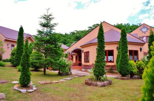 拉波特羅納芳香花園別墅 Aromatic Garden Villa La Poltrona