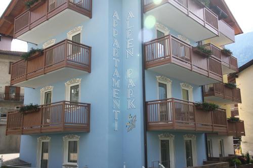 Apartments Alpen Park - Molveno / Pradel