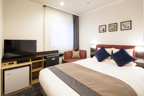 HOTEL MYSTAYS Tachikawa room photos