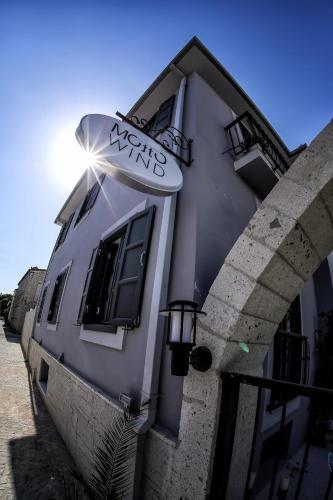 Alacati Motto Wind Boutique Hotel ulaşım