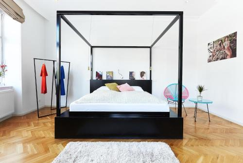 The Magazine  & Apartments, Pension in Budapest