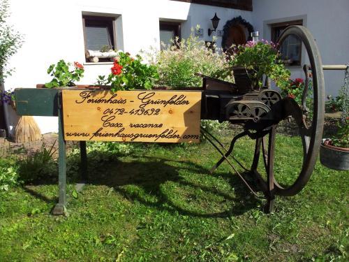 Ferienhaus-Grünfelder Lüsen