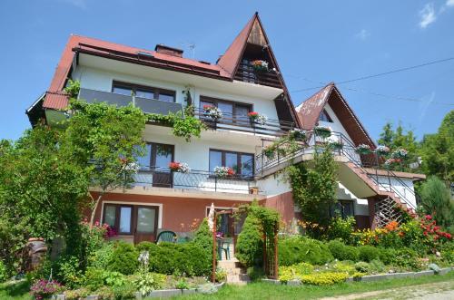Accommodation in Grywałd