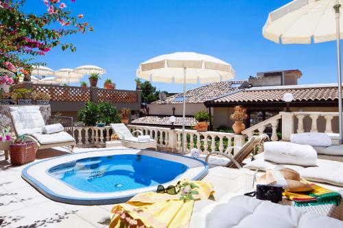 . Hotel Villa Taormina