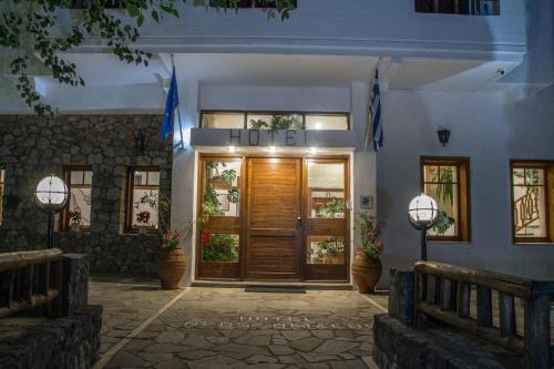 . Neos Omalos Hotel