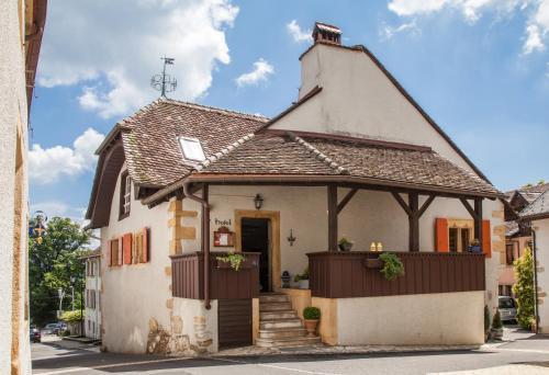 . Hôtel Les Vieux Toits