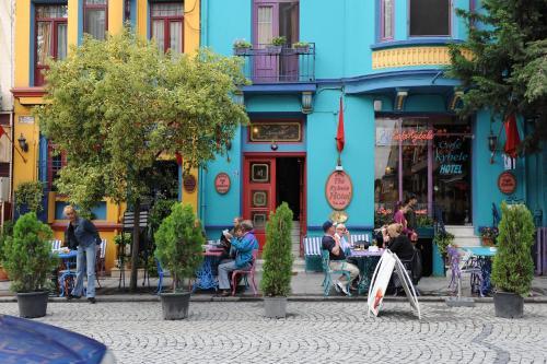 Istanbul Kybele Hotel