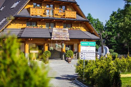 Kraina Smaku - Accommodation - Zakopane