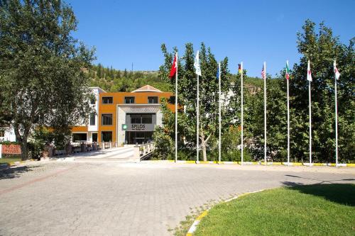 Manisa Spilos Hotel yol tarifi